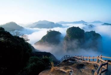 2019 武夷茶旅–寻访大红袍和正山小种的故乡
